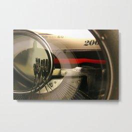 50 60 200 Metal Print