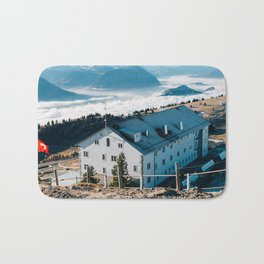 Rigi Kulm Switzerland Bath Mat