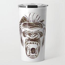 Gorilla Boss Travel Mug