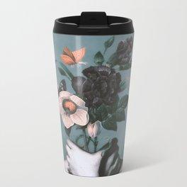 inner garden 3 Metal Travel Mug