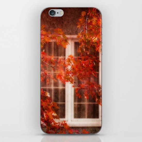 Red October iPhone & iPod Skin