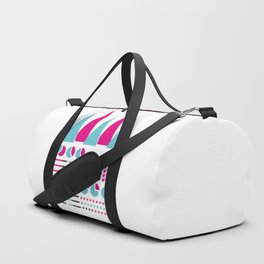 Infographic Selection Duffle Bag