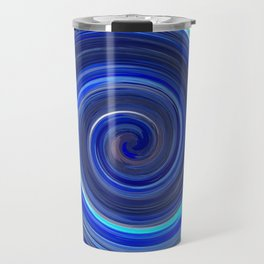 Abstract Mandala 283 Travel Mug