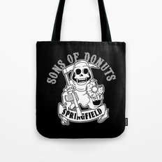 Sons Of Donuts / Full version Tote Bag