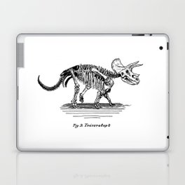 Figure Two: Triceratops Laptop & iPad Skin