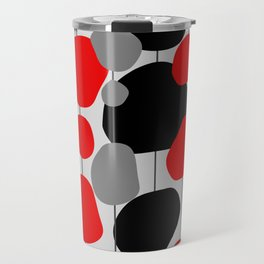 Hanging By A Thread - Abstract Travel Mug