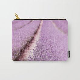 Lilac Love Carry-All Pouch