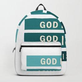God is Love 2 Backpack