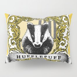 Hufflepuff Color Pillow Sham