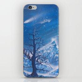 Snowy Wonderland iPhone Skin