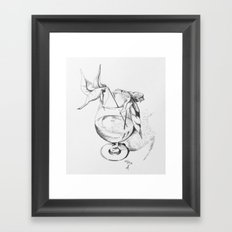 autumn gifts Framed Art Print
