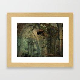 In alien Territory Framed Art Print