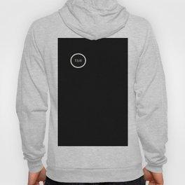 T&N Basic Black singlet Hoody