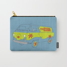 The Mystery Machine Carry-All Pouch