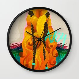 Aloy - Horizon Zero Dawn Wall Clock