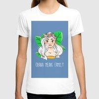 ohana T-shirts featuring Ohana by Jessi's Art