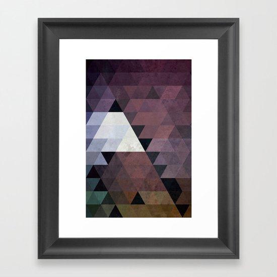 wyte^kyp Framed Art Print
