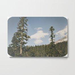 Angel Cloud Metal Print