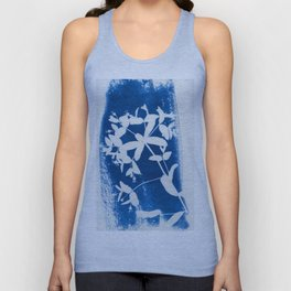 Herbal Sunprint #5 Unisex Tank Top
