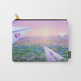 Fly to the Sun Carry-All Pouch