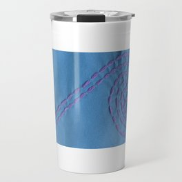 Internity or Circle of life Travel Mug
