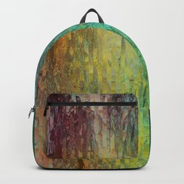 Pine bark Backpack