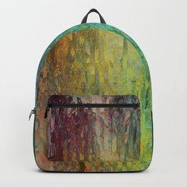 Pine bark Backpack
