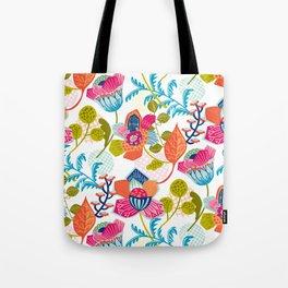Tropical Jazz Tote Bag