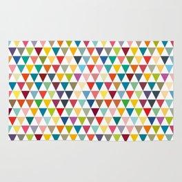Colorul Triangles Rug