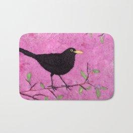 Blackbird Bath Mat