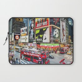 Times Square II Special Edition II Laptop Sleeve