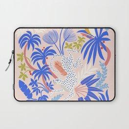 Rainforest Leopard Laptop Sleeve