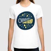 onward T-shirts featuring Onward by J. Zachary Keenan