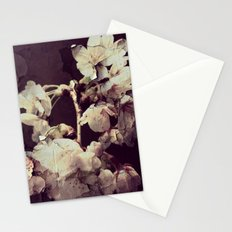 Blossoms Breaking Stationery Cards