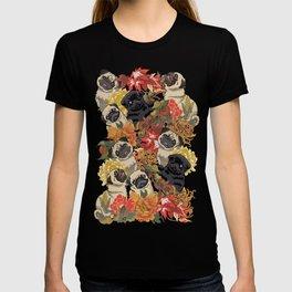 Because Pugs Autumn T-shirt