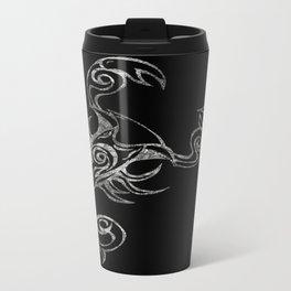 Scorpion in Reverse Travel Mug