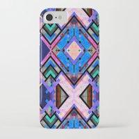 tarot iPhone & iPod Cases featuring Tarot 1A by Schatzi Brown
