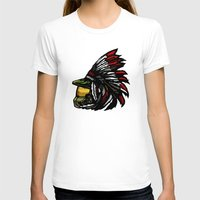 master chief T-shirts featuring The Chief by Figgy