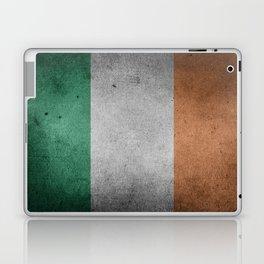 Irish Flag Grunge Laptop & iPad Skin
