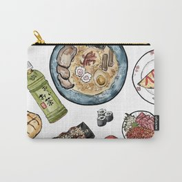 Favourite Japanese Foods Carry-All Pouch