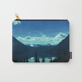 Photo of Alaska Mountains Carry-All Pouch