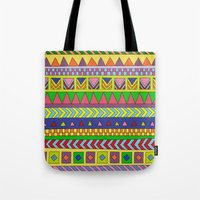 forever young Tote Bags featuring Forever Young by Bianca Green