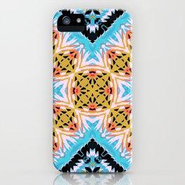 ethnic cross iPhone Case