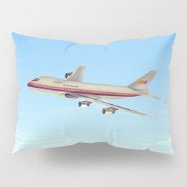 Commercial jet liner Pillow Sham