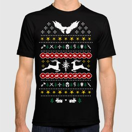 NUGly Christmas Sweater T-shirt
