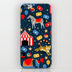 Under the Big Top iPhone & iPod Skin