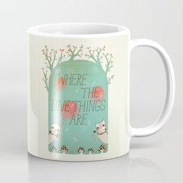 Where The Love Things Are Coffee Mug