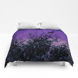 Raven Sentinel Comforters