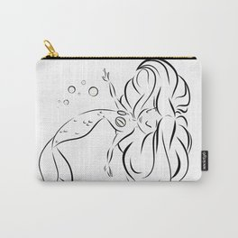 LIL MERM Carry-All Pouch