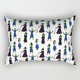 Elphabas Rectangular Pillow